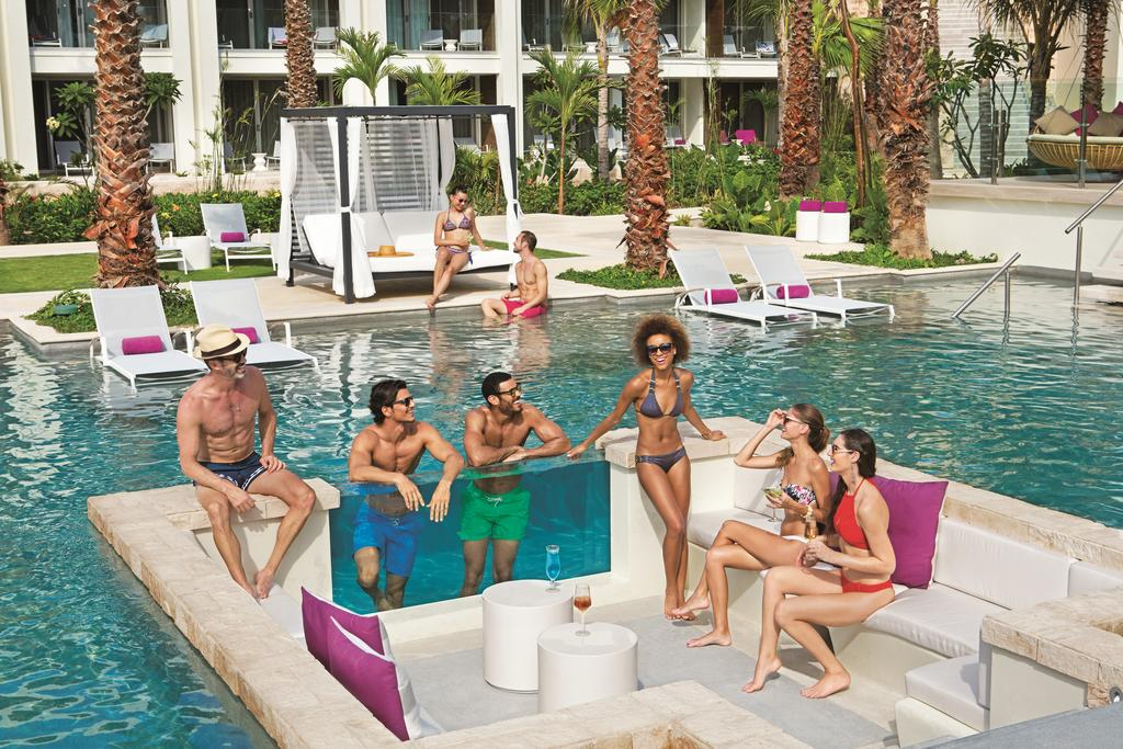 Breathless Riviera Cancun Resort and Spa - All Inclusive