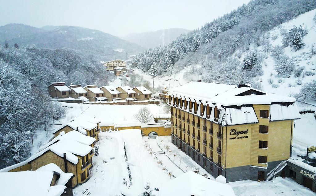 Elegant Hotel and Resort