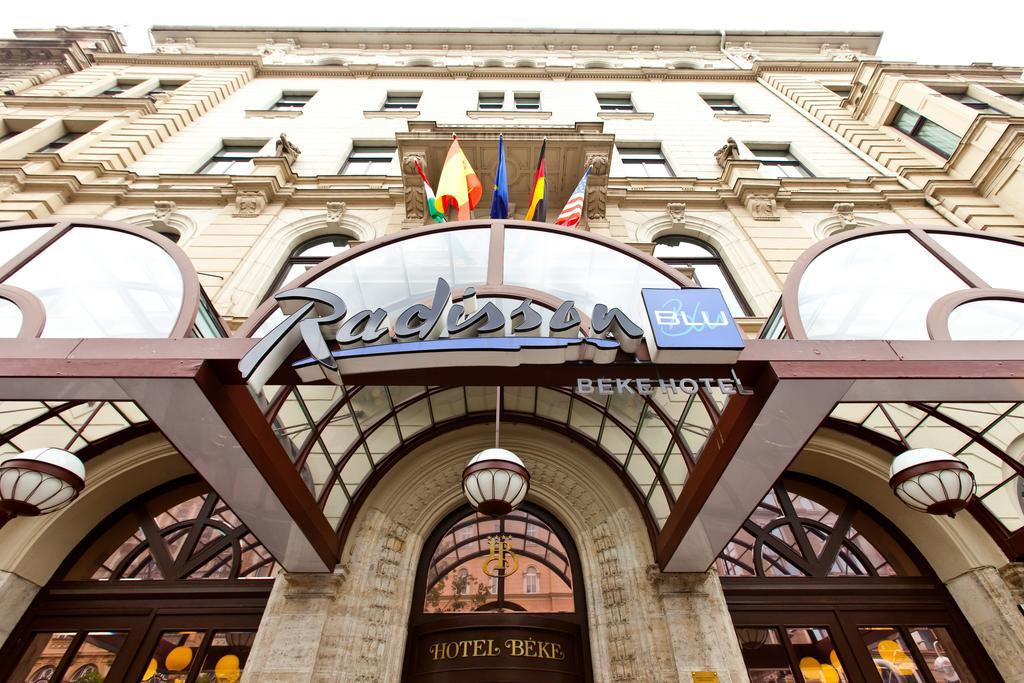 Radisson Blu Béke Hotel - Budapest