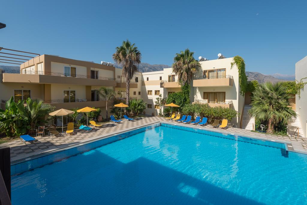 Kavros Garden Studios and Apartments Hotel