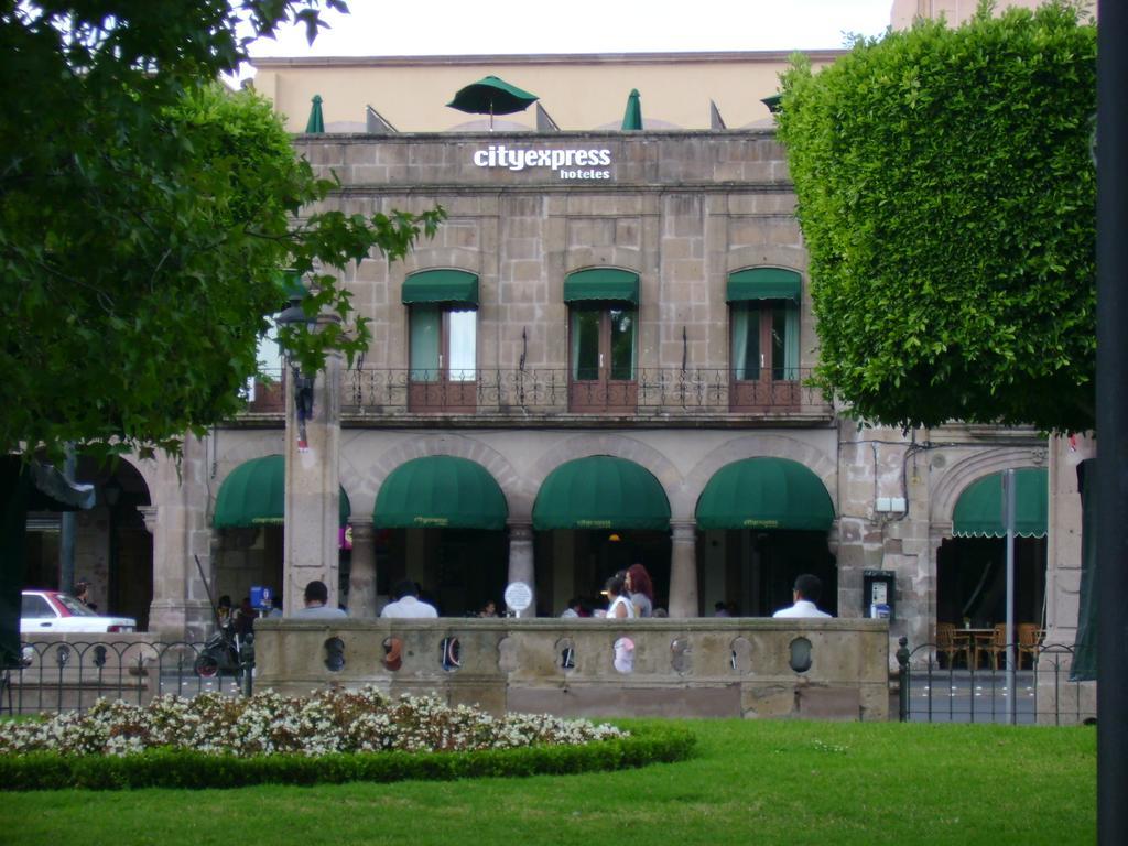 City Express Morelia Centro