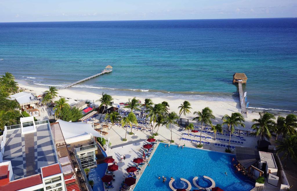 The Fives Playa Del Carmen Y Luxury Residences