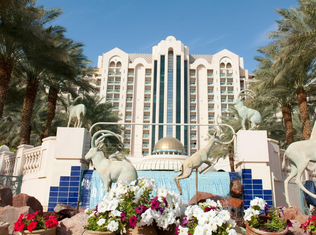 Herods Palace Hotels and Spa Eilat a Premium collection by Leonardo Hotels