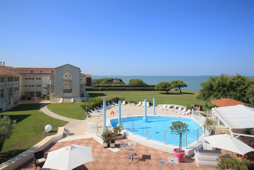 La Grande Terrasse Hotel and Spa La Rochelle Mgallery By Sofitel