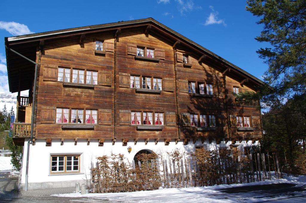 Bündnerhaus