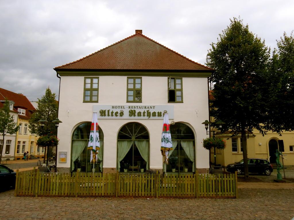 Altes Rathaus Grevesmuehlen