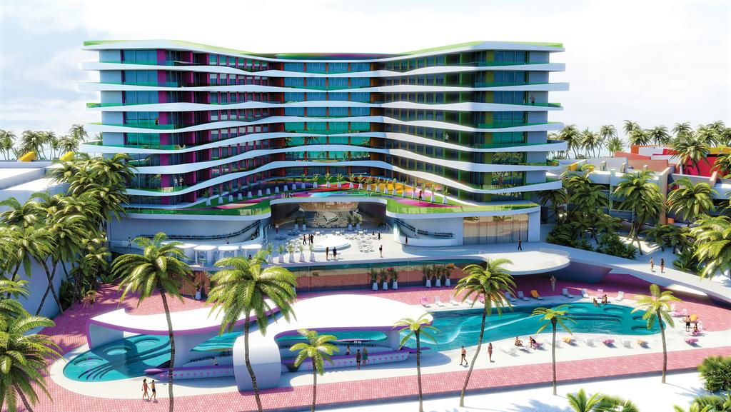 Temptation Cancun Resort- Adults Only All Inclusive