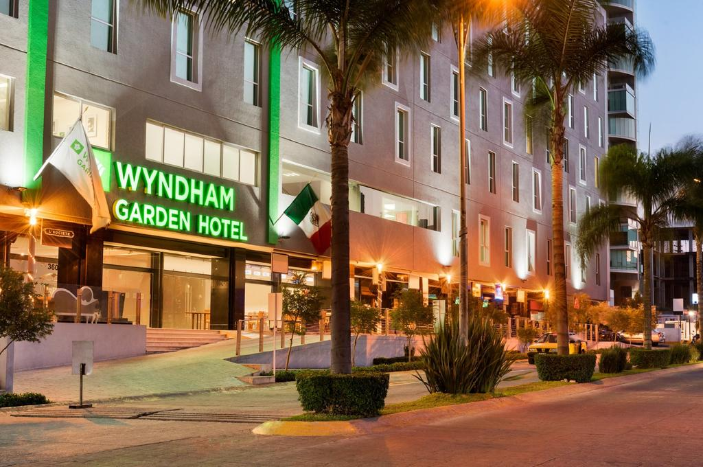 Wyndham Garden Guadalajara Andares