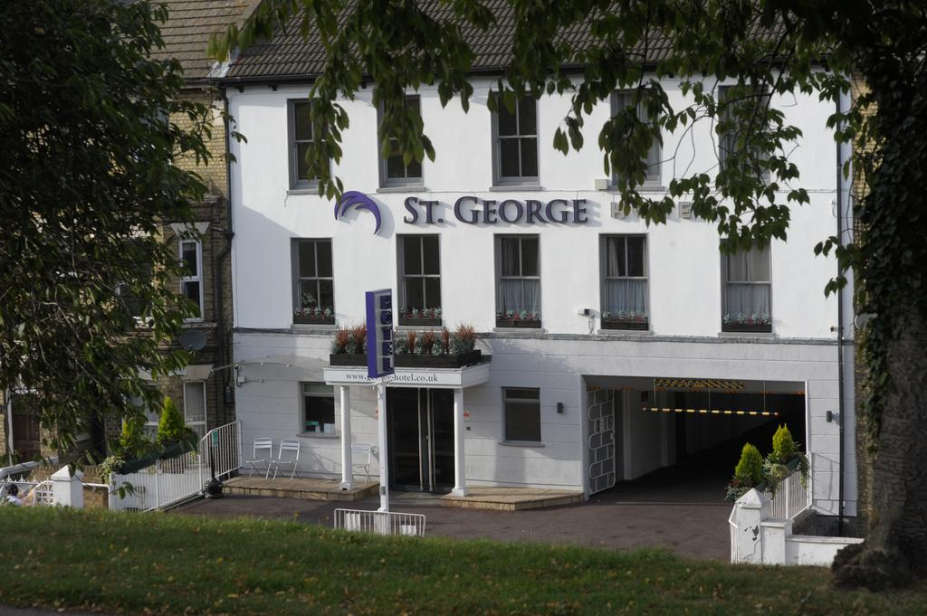 St George Hotel