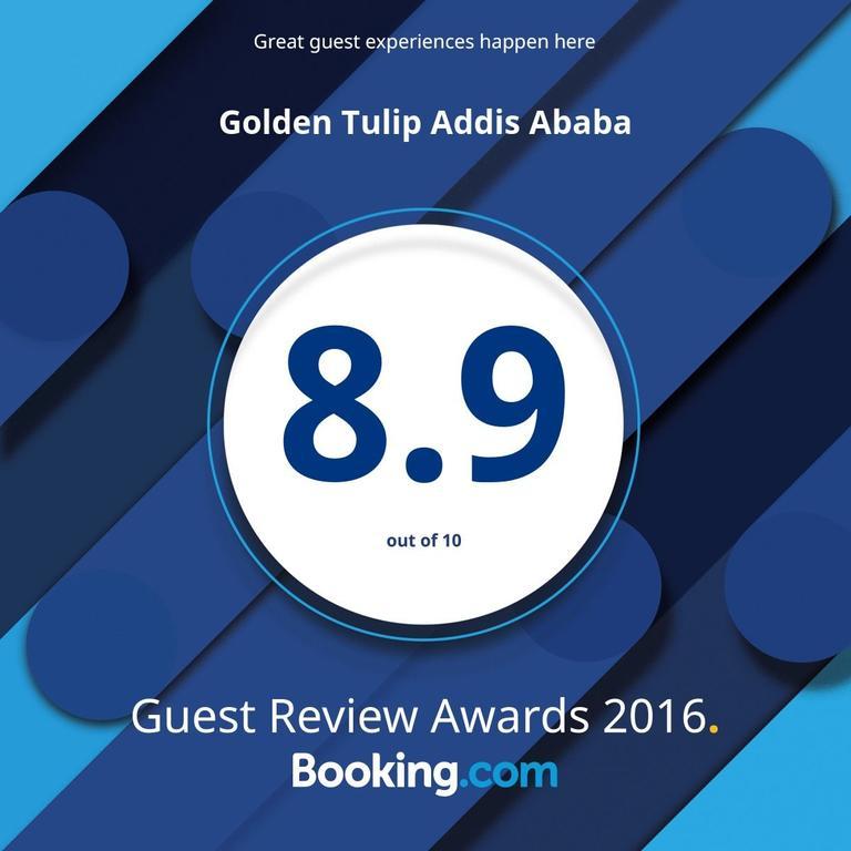 Golden Tulip Addis Ababa