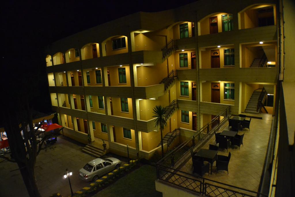Fasil Intl Hotel