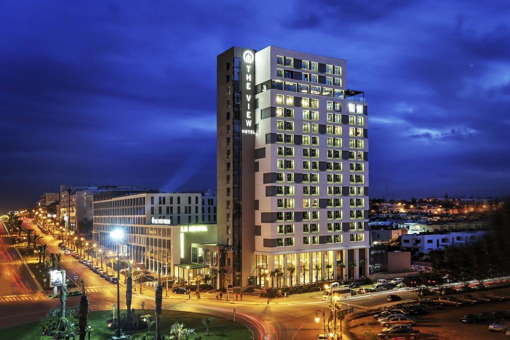The View Hotel Rabat