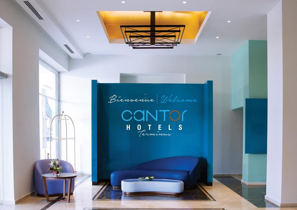 Cantor Hotel Rabat Terminus
