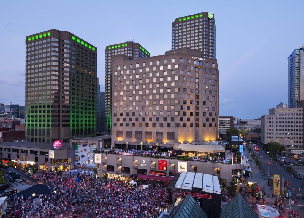 Hyatt Regency Montreal