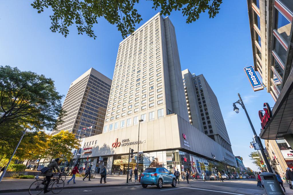 Gouverneur Place Dupuis Hotel