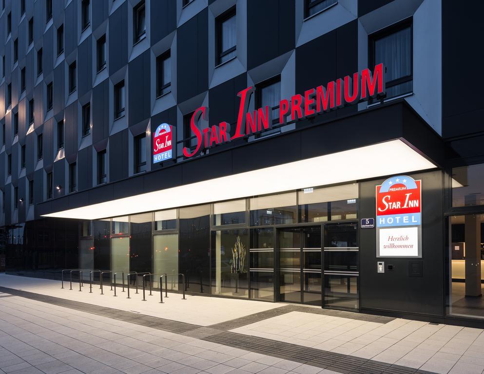 Star Inn Hotel Premium Wien Hauptbahnhof - by Quality