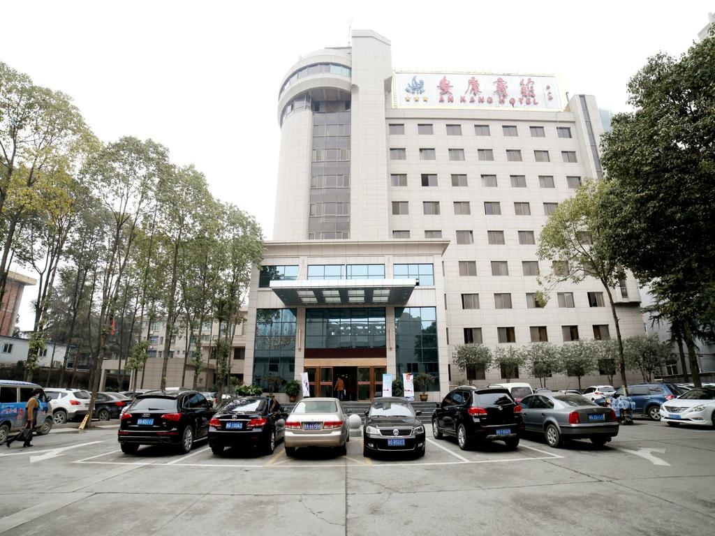 Ankang Hotel