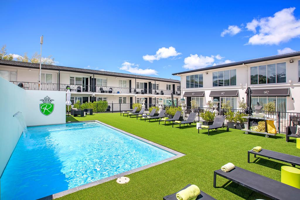 Regent of Rotorua Boutique Hotel and Spa
