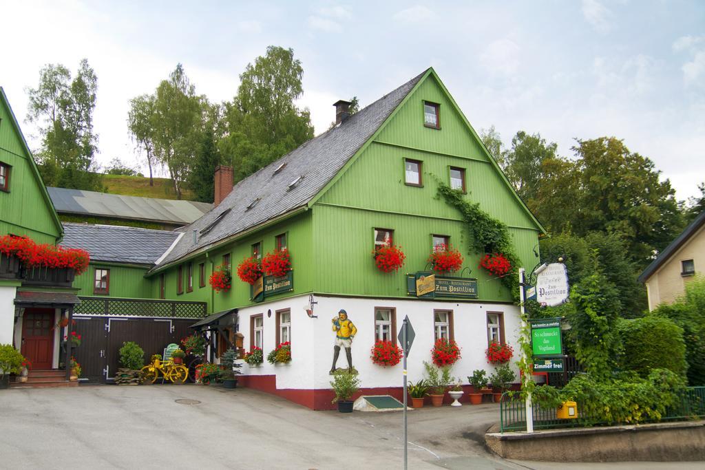 Zum Postillion Hotel  Restaurant