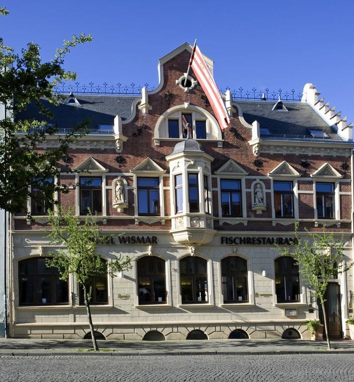 Restaurant and Hotel Wismar