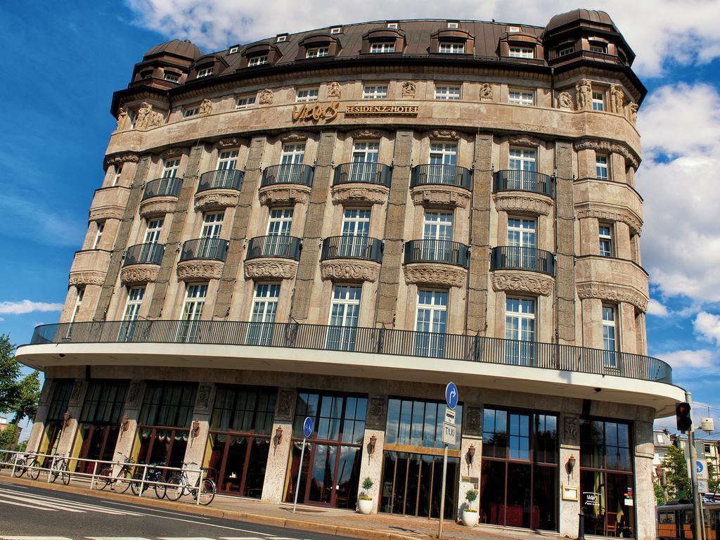 Victors Residenz Hotel Leipzi