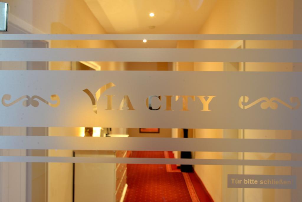 Hotel Restaurant Via City
