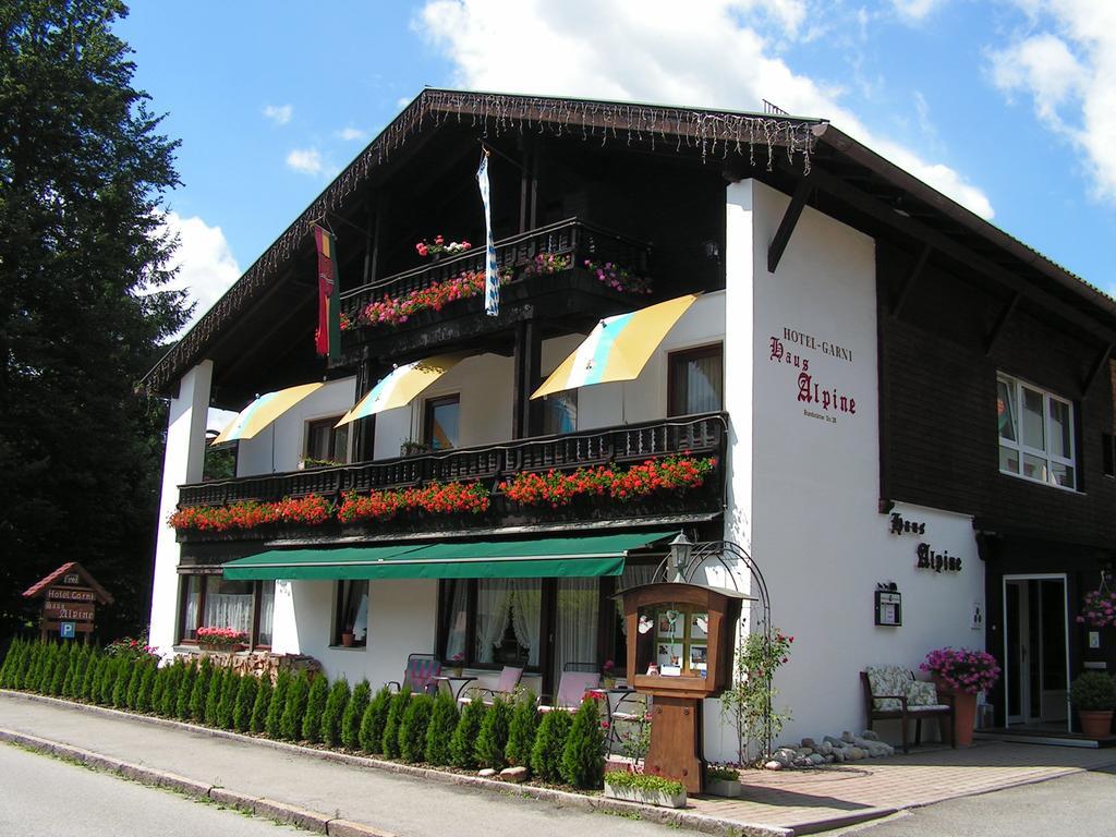 Hotel Garni Haus Alpine