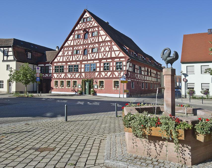 Hotel u Restaurant der Schwan