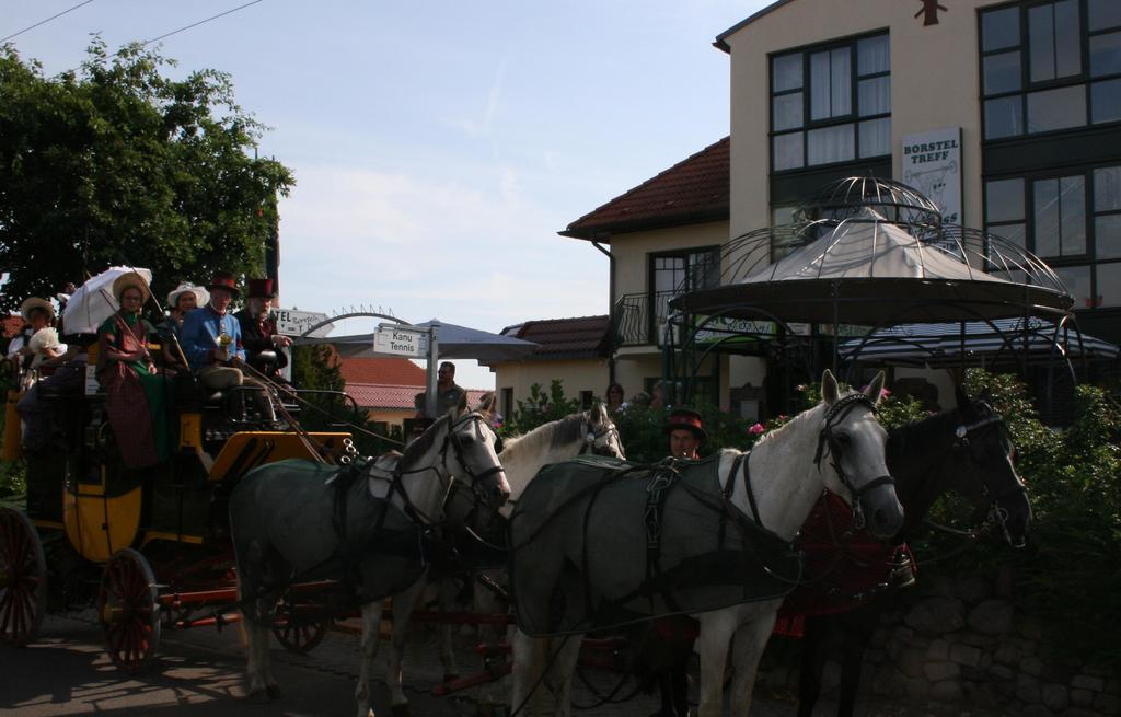 Kur Landhotel Borstel Treff