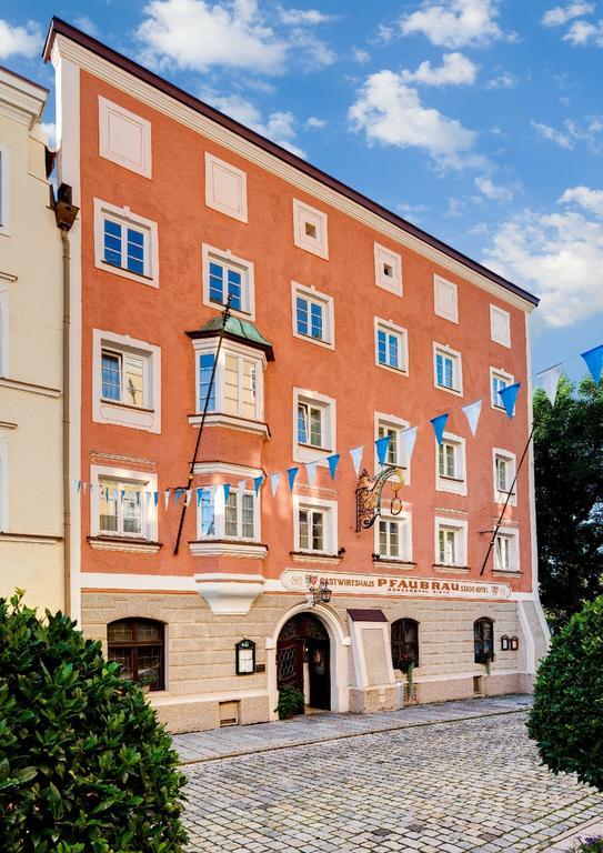 Hotel Pfaubräu