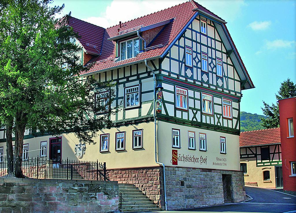Saechsischer Hof Rhoenhotel