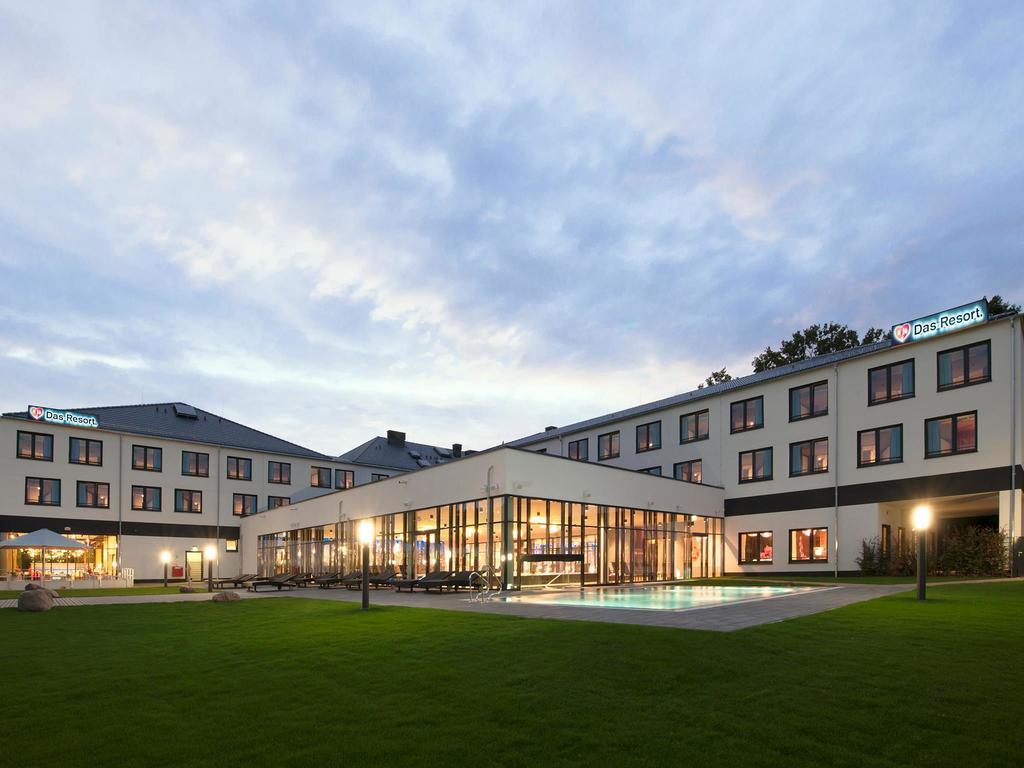 a-ja Bad Saarow Das Resort