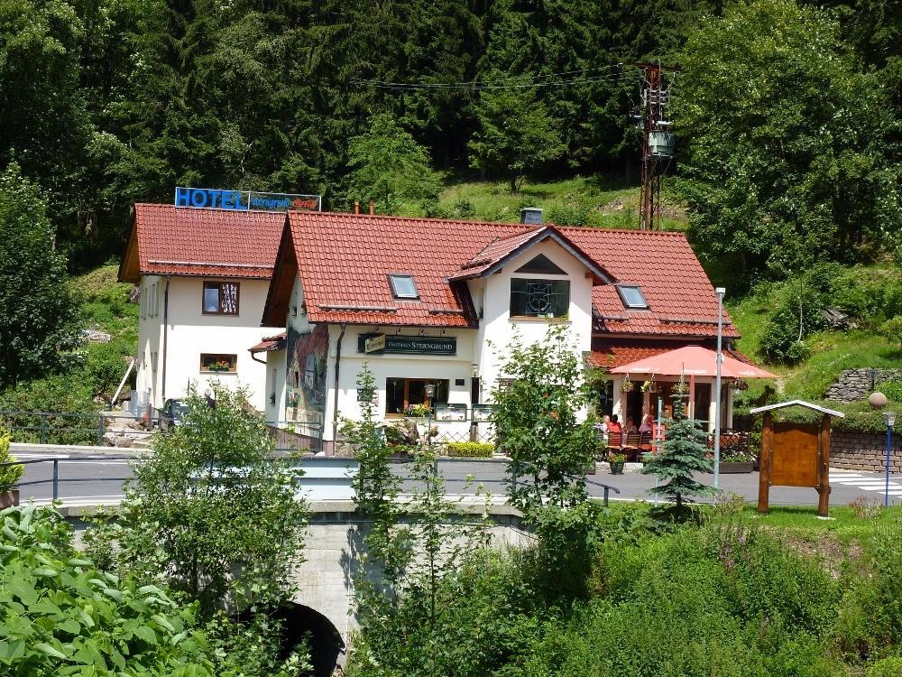 Hotel and Gasthaus Sterngrund