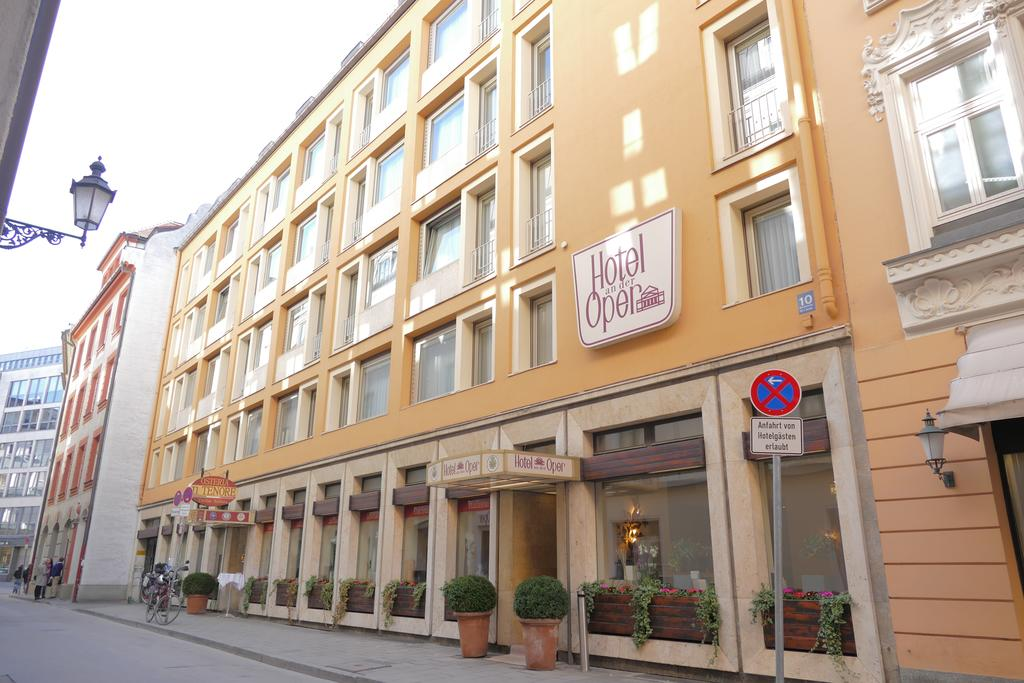 TOP Hotel an der Oper Munich