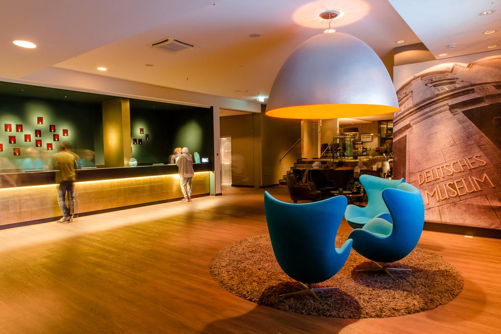 Motel One Muenchen Dt Museum
