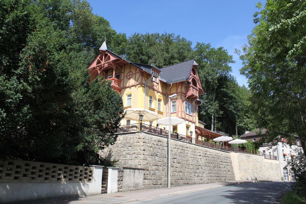 Hotel Restaurant Zwergschlösschen