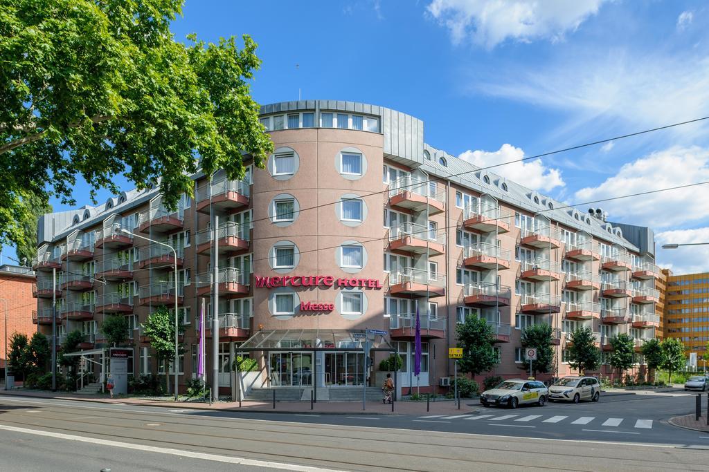 Mercure Hotel and Residenz Frankfurt Messe