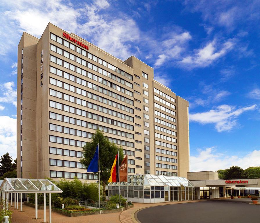 Sheraton Congress Frankfurt Hotel