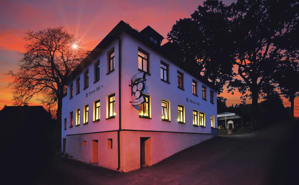 Landhotel Weisses Rößl