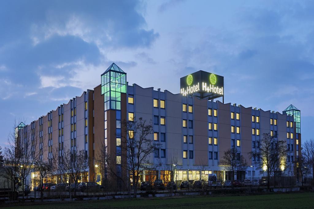 H Hotel Leipzig-Halle