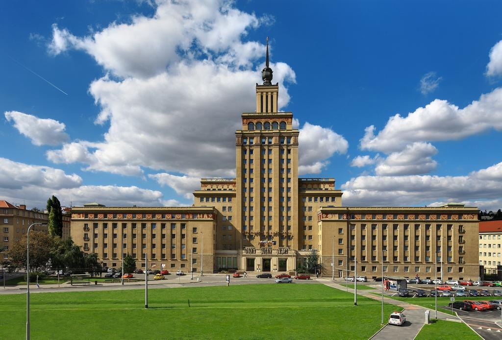 Hotel Intl Prague