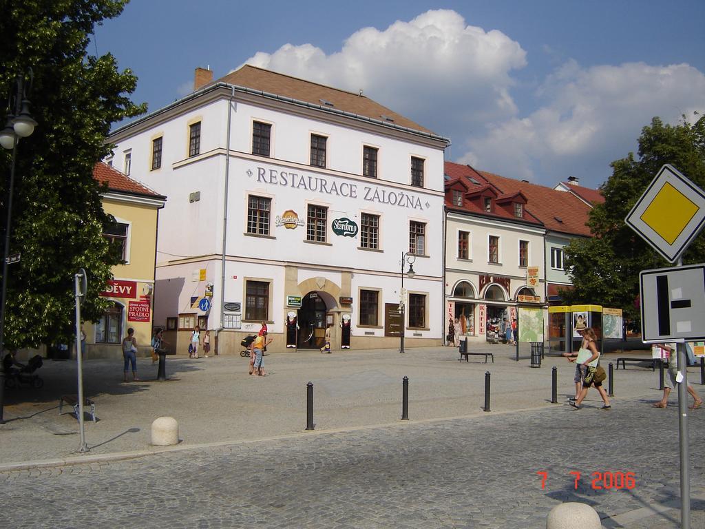 Hotel Zálozna Boskovice