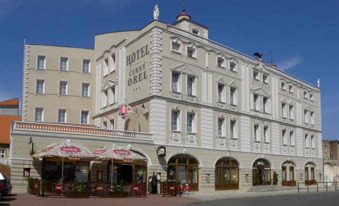 Hotel Černý Orel Žatec