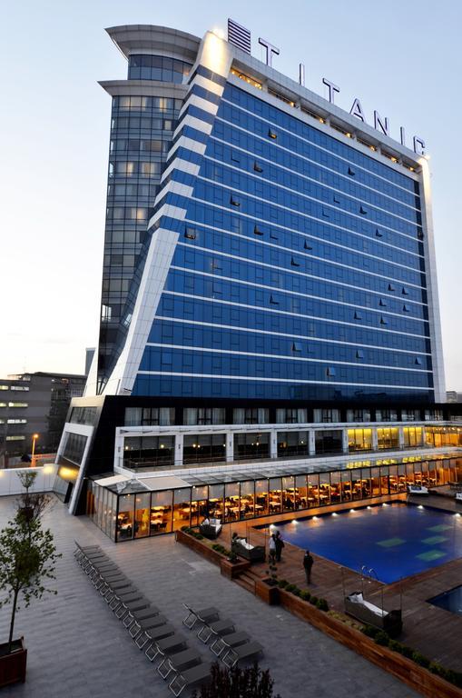 Titanic Business Hotel Europe