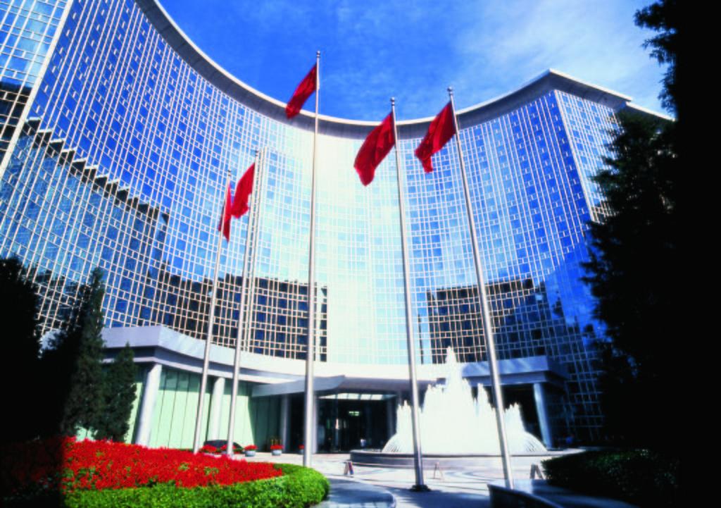 Grand Hyatt Beijing - Recommended by travelers