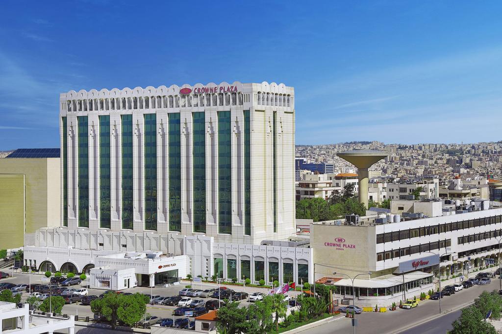 Crowne Plaza Amman Amra