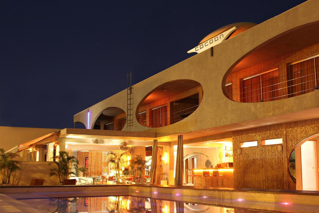 Cocoon Hotel E Lounge