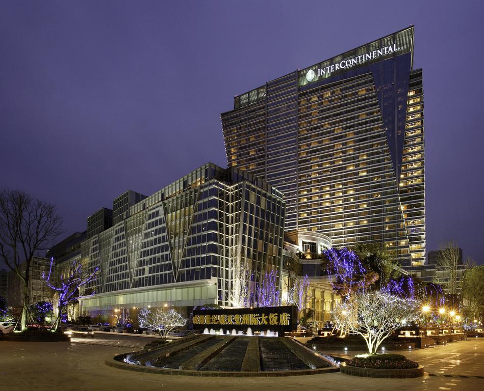 Intercontinental Chengdu Centu
