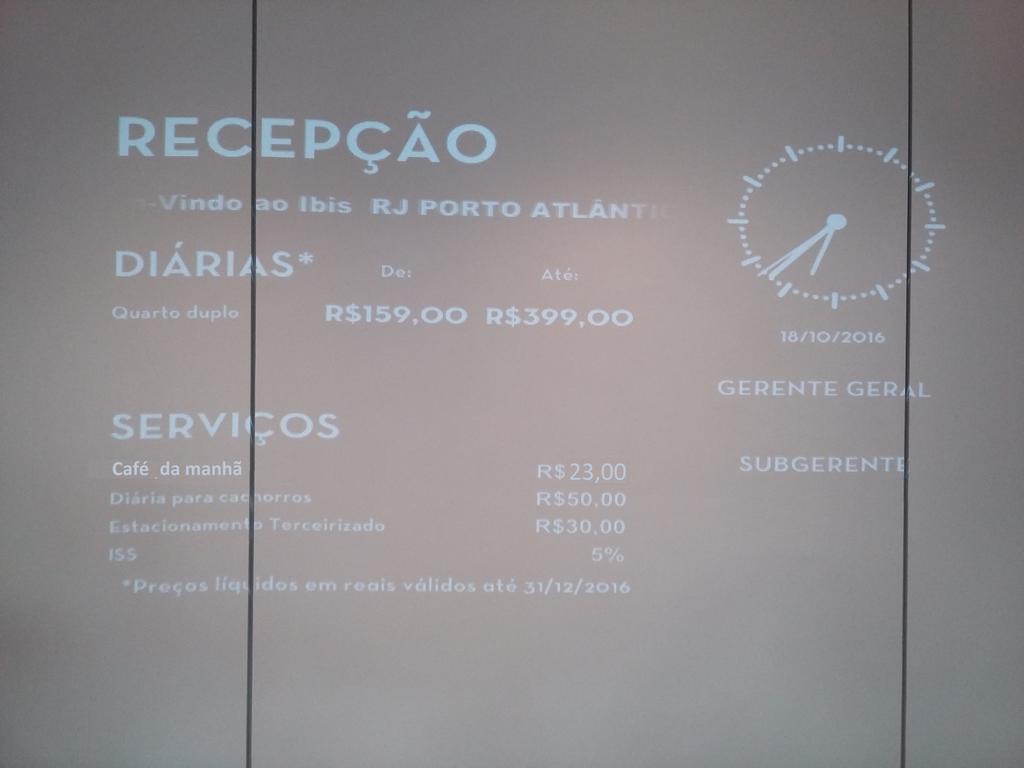 ibis Rio Porto Atlantico