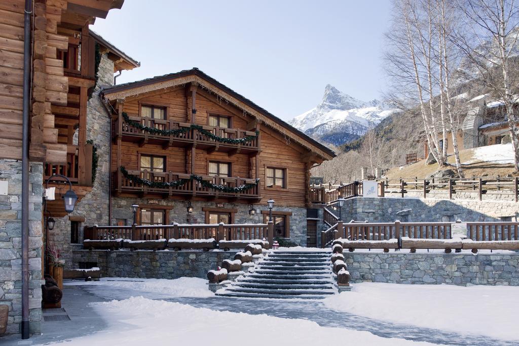 Hotel Parc Mont Avic